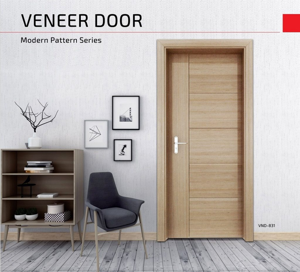 13-14 Modern Pattern series cua go veneer munchen door giai phap tong the ve cua noi that cua go veneer cong nghe CHLB Duc