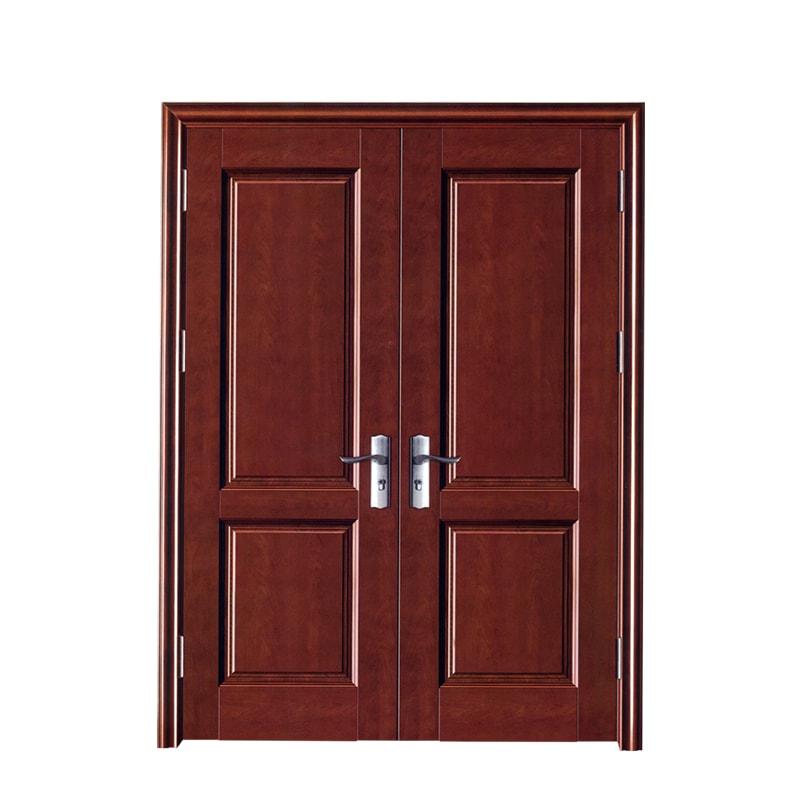VND-818 classic modlded cửa gỗ veneer munchen door giải pháp tổng thể về cửa nội thất cửa gỗ veneer công nghệ CHLB Đức