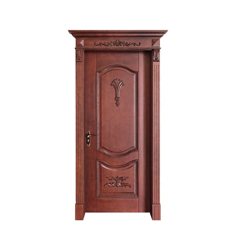 VND-819 classic modlded cửa gỗ veneer munchen door giải pháp tổng thể về cửa nội thất cửa gỗ veneer công nghệ CHLB Đức