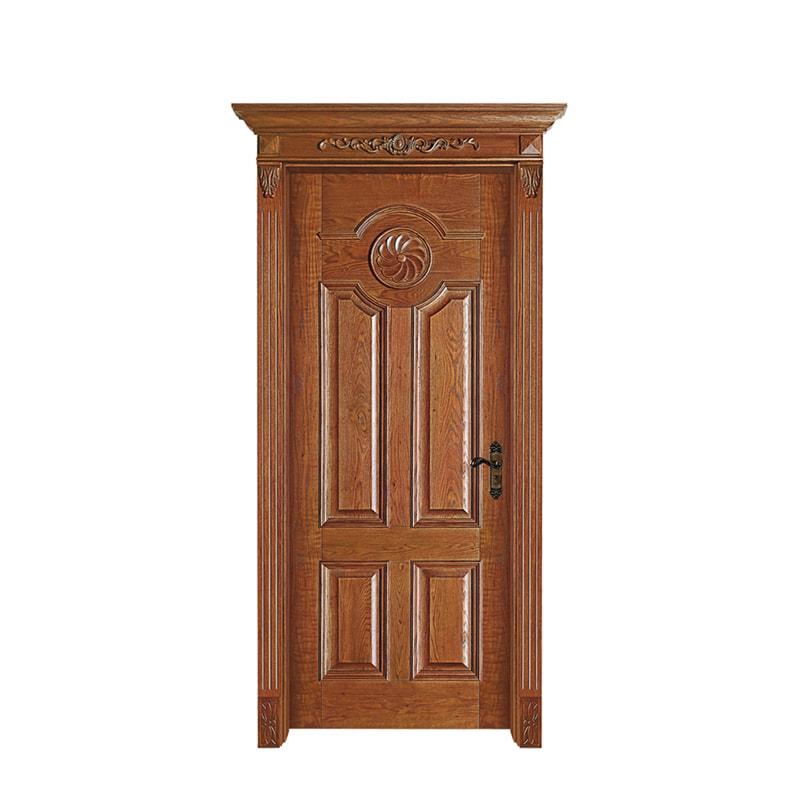 VND-823 classic modlded cửa gỗ veneer munchen door giải pháp tổng thể về cửa nội thất cửa gỗ veneer công nghệ CHLB Đức