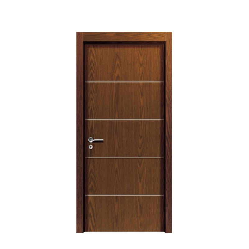 VND-855 modern pattern cửa gỗ veneer munchen door giải pháp tổng thể về cửa nội thất cửa gỗ veneer công nghệ CHLB Đức