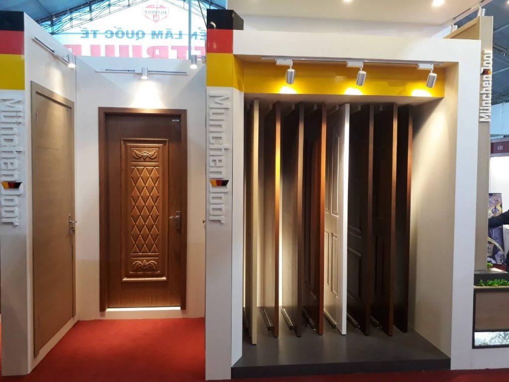gian hang Munchen Door Contech Group Giai phap tong the ve cua noi that, giải pháp tổng thể về cửa nội thất, cửa gỗ công nghiệp, cửa nội thất, nhà thầu tổng thầu nội thất hoàn thiện